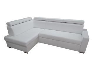 Corner sofabed KING Dimensions: 240cm / 160cm