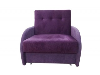 The couch / sofa TALA single or double with sleep function and a container for bedding, automat. Choice of on-trend fabrics.