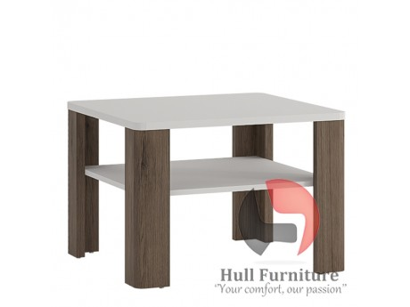 Toronto Coffee Table with shelf Size W 670 x H 480 x D 670 mm