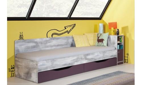 łóżka Pojedyncze Hull Furniture