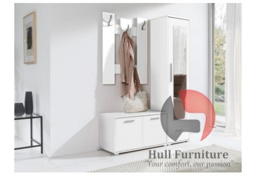 Hallway Unit Smart With Mirror Hull Furniture Hallway Furniture Great