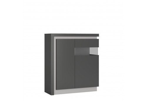 Lyon 2 door designer cabinet