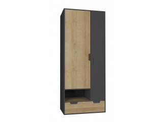Jupiter J2 - 2 door Wardrobe