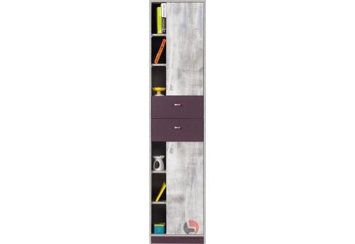 Zip, W:45.0cm H:195.0cm D:40.0cm