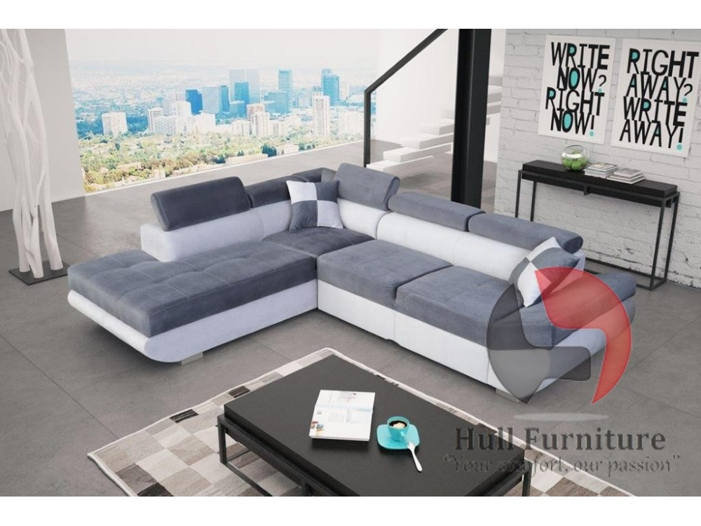 Pleasing Corner Sofa Bed With Bedding Storage Sleep Function White Home Interior And Landscaping Spoatsignezvosmurscom