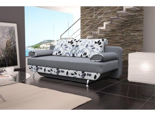 JULIE - Sofa Bed 200 cm - wide range of different colours fabrics available