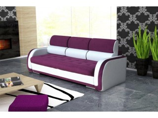 CARINA - Sofa Bed 230 cm - wide range of different colours fabrics available