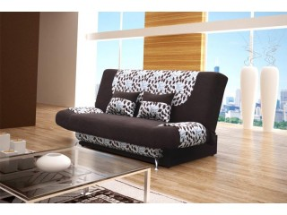 LEX - Sofa Bed 200 cm - wide range of different colours fabrics available