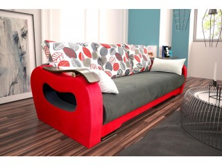 BLAKE - Sofa Bed 230cm - wide range of different colours fabrics available