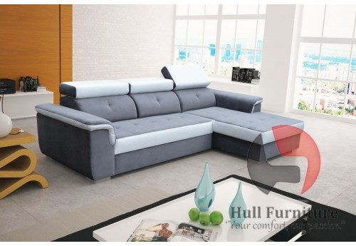 SOFIA 280x180cm - relax in style and comfort on a luxurious corner sofa