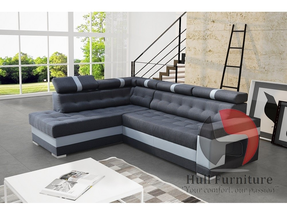 Wondrous Ocean Corner Sofa Bed With Bedding Storage Sleep Function Home Interior And Landscaping Spoatsignezvosmurscom