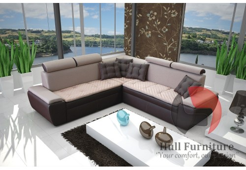 MONA 260x260cm -big on comfort and size to seat the whole family in style