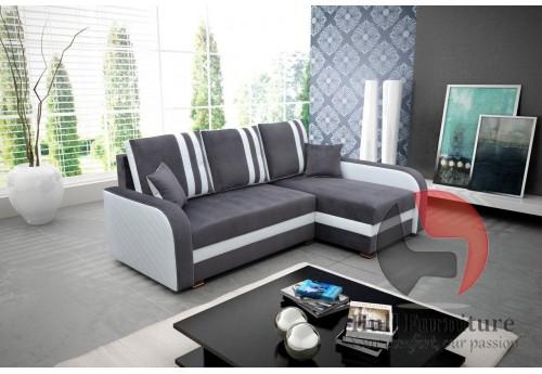 NATALIE 165X230cm - Corner Sofa made to measure