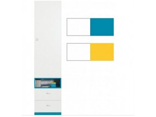 Mars - M3, 45/195cm,  Yellow or Turquoise, Unit