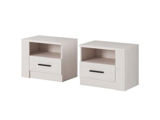 Andrea - Bedside cabinet, W:50.0 H:41.5 D:35.0cm