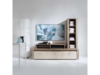 Jasmine Set - TV unit + 2 x Storage Units