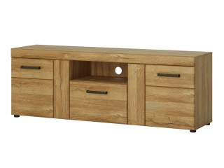 Cortina - Tall TV cabinet. FREE UK DELIVERY. W 1570 x H 558 x D 409 mm