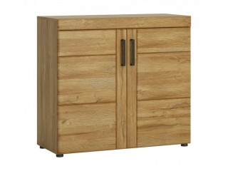 Cortina - 2 door cabinet. FREE UK DELIVERY. Size W 926 x H 860 x D 409 mm