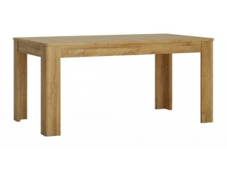 Cortina - Extending dining table. FREE UK DELIVERY. W 1600-2000 x H 755 x D 900 mm