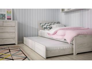 Angel - Praktyczne łóżko 90cm, Darmowa dostawa na terenie UK