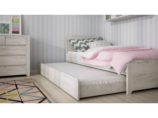 Angel - Single Bed with underbed Drawer, FREE UK DELIVERY