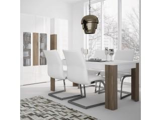 TorontToronto 160 cm Dining Table Size W 1600 x H 755 x D 900 mmo 160 cm Dining Table Size W 1600 x H 755 x D 900 mm