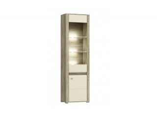 Jasmine - Display Cabinet- 60/205/37cm