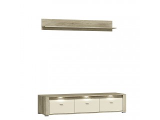 Jasmine TV unit+ shelf
