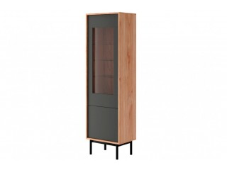 Bass - Display Cabinet - 54/ 185 / 39 cm