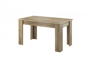 Moon Country Grey, 140-180/75/80cm, Extendable Table.