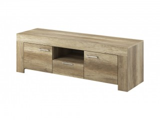 Moon Country Grey 155 cm - 155/50/47 cm, TV Unit/Shelf.