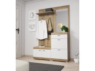 Prima II - Hall way set - 135 / 197 / 34 cm