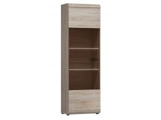 Linda - Tall Display Cabinet - 60 cm / 194 cm / 37 cm