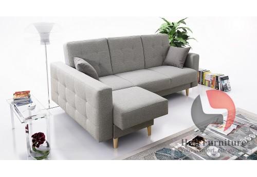 Hila - Made to measure Corner Sofa Bed