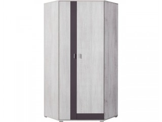 Corner Wardrobe NX2 90/195/90cm