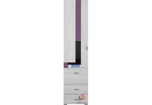NET - wysoki regal NX5 45/195/40cm