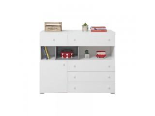 Simba - Chest of drawers, 85 / 90 / 40 cm