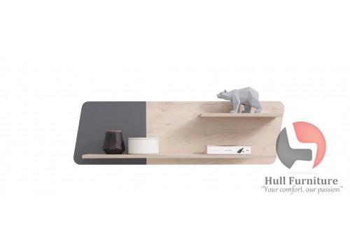 Dora - Wall-mounted cabinet, 110/ 33/ 25 cm
