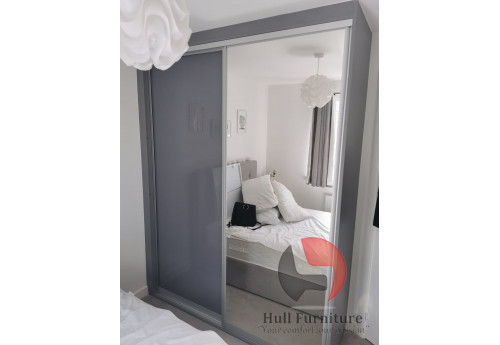 Sliding door wardrobe, made to measure wardrobe, interior designers,  no-obligation quote, hull furniture, best quality fitted f
