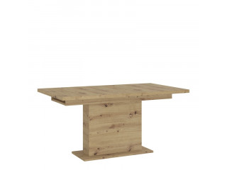 LUCI - Extending dining table 160-200cm in Oak. W 1600-2000 x H 760 x D 900 mm, FREE UK DELIVERY