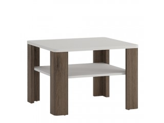 Toronto Coffee Table with shelf Size W 670 x H 480 x D 670 mm
