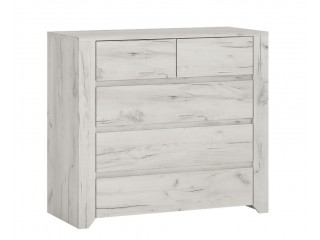 Angel 2+3 Chest of Drawers Size W 840 x H 765 x D 400 mm