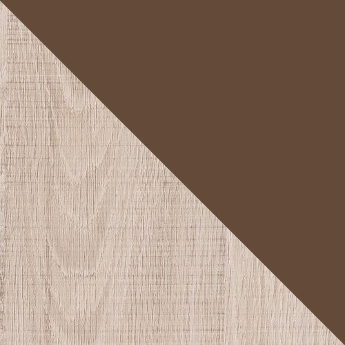 Santana Oak + Brown